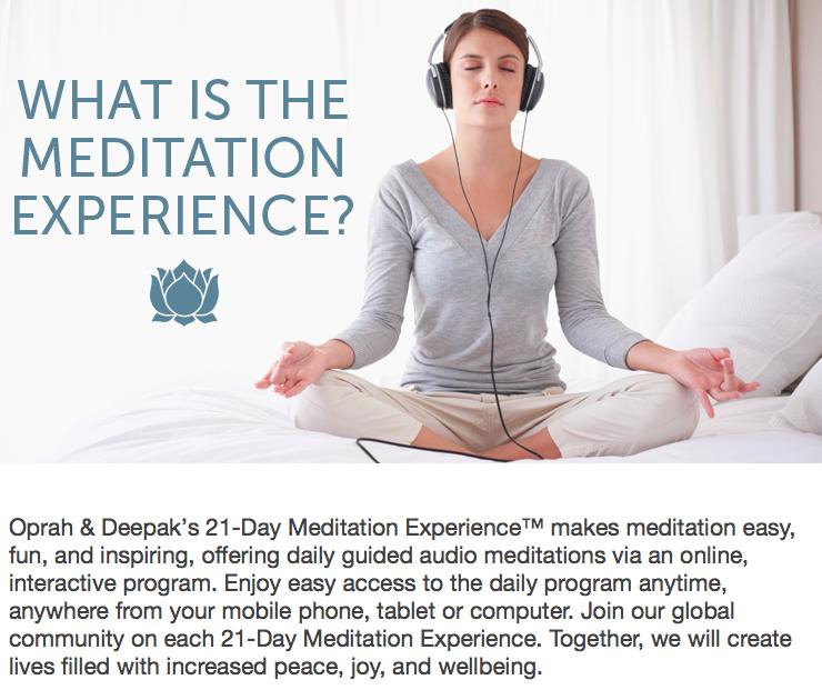 Meditation Experience