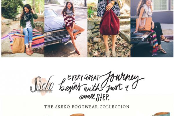 Shop Sseko and Empower Women!