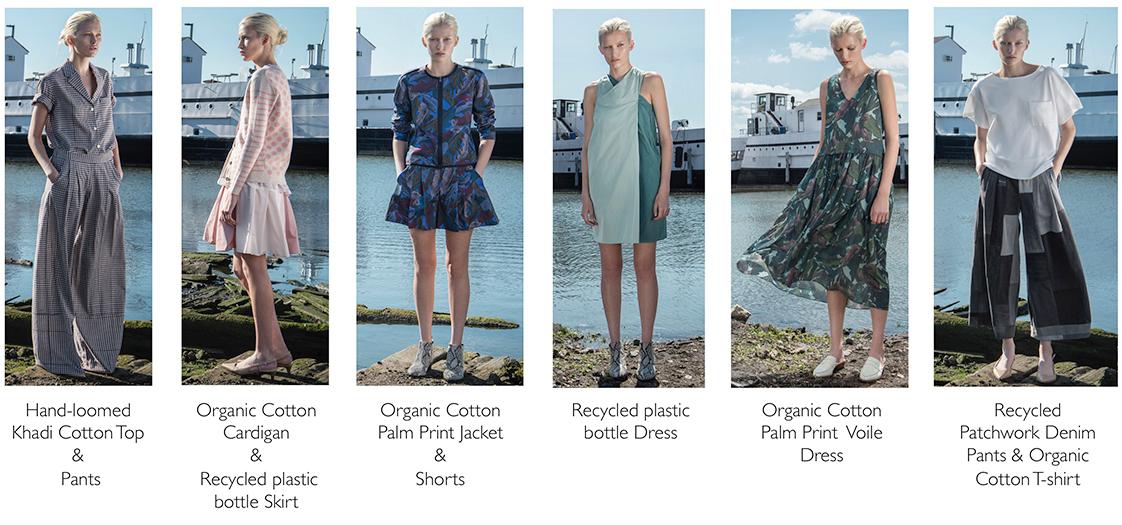 environmentally sustainable and socially sensitive staples for modern dressing