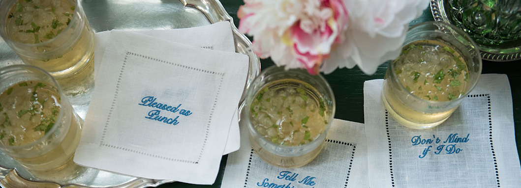 Southern Sayings cocktail napkins