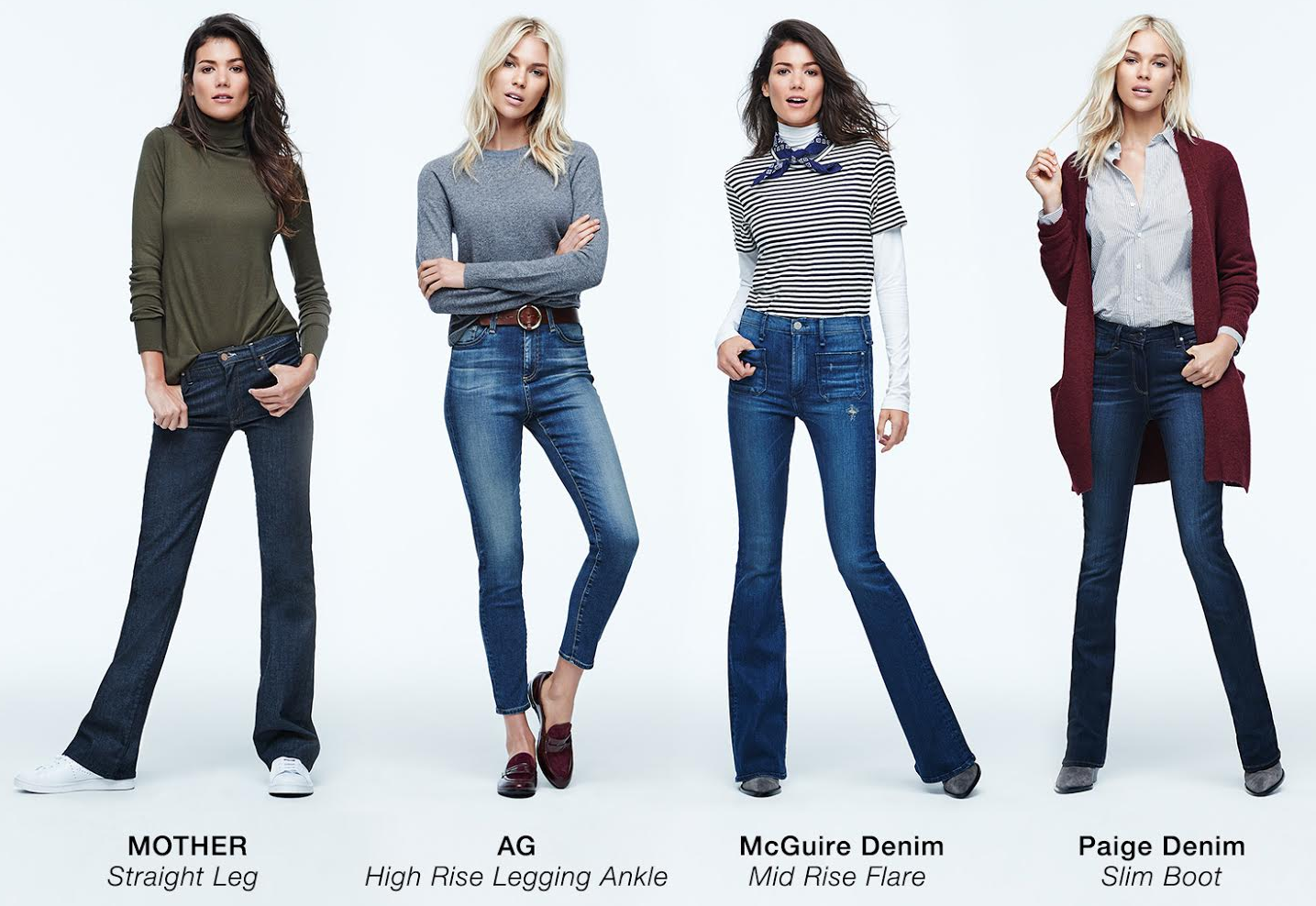 Shopbop Denim Collection