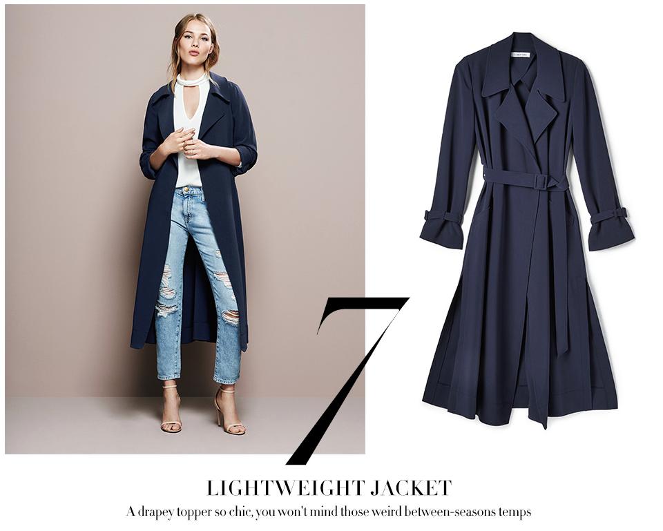 Top 10 Spring Clothing Essentials 2016