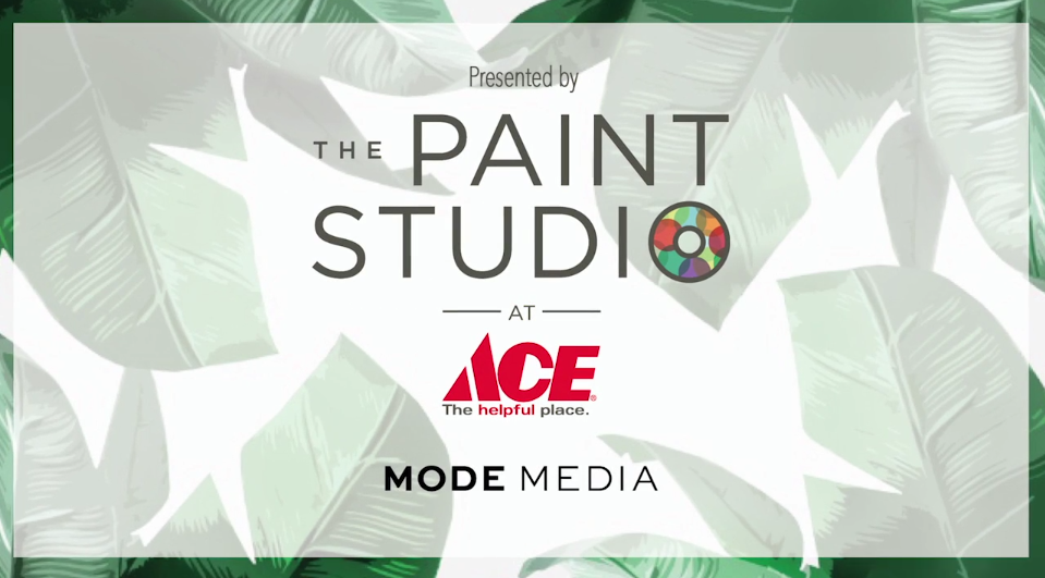 Live in Style: How to Use Fashion to Inspire Your Personal Home Decor with Maegan Tintari and Ace Hardware Paint Studio