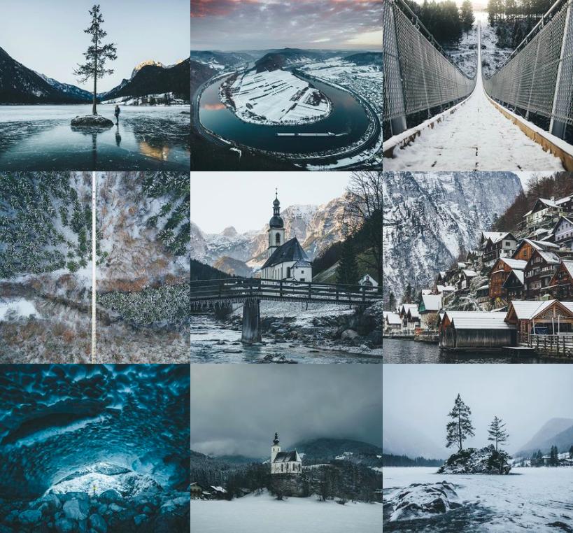instagram artist to follow - traveler/photographer