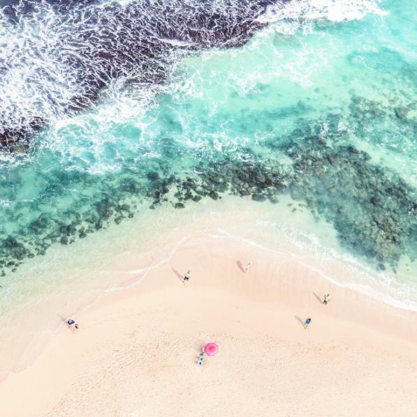 beach - ocean - hawaii - travel blogger