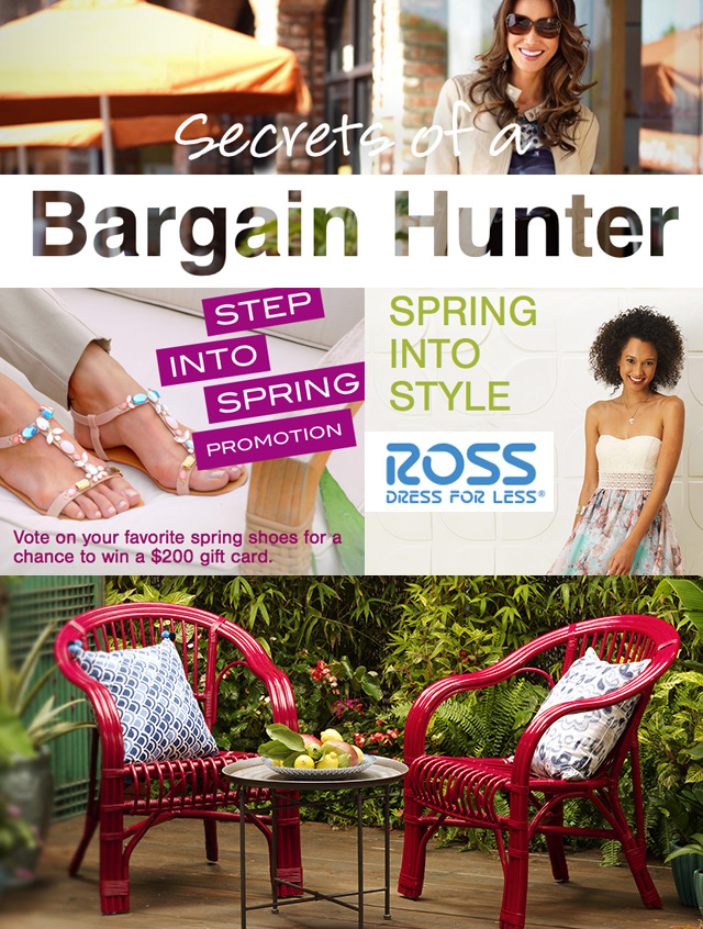 Secrets of a Bargain Hunter at Ross