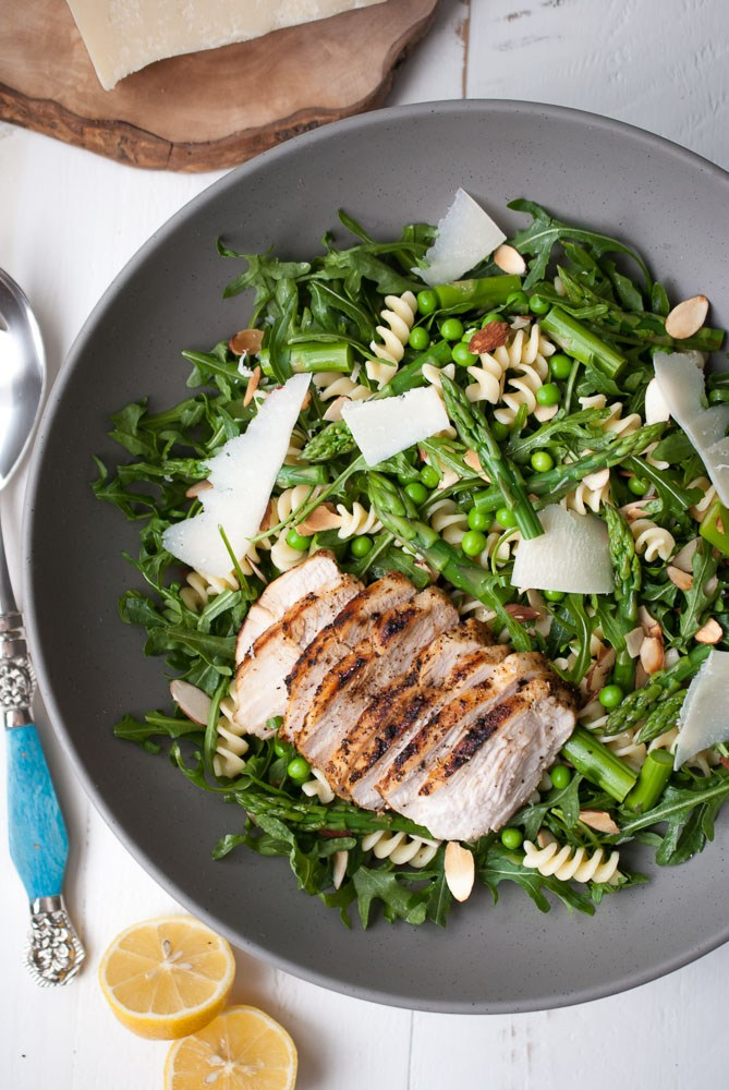 Spring-Pasta-Salad-w-Asparagus-Peas-Greens-4