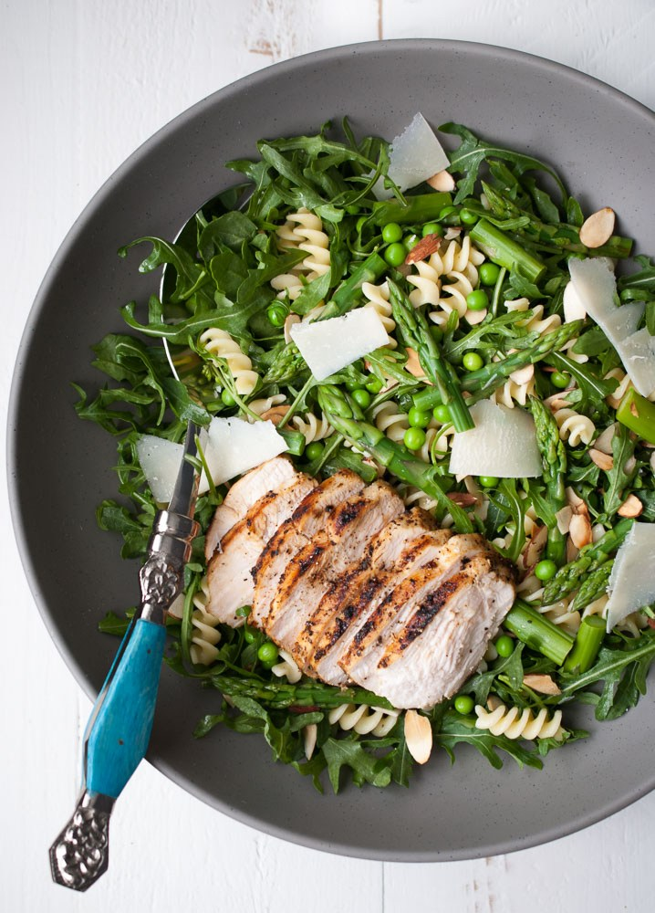 Spring-Pasta-Salad-w-Asparagus-Peas-Greens-5