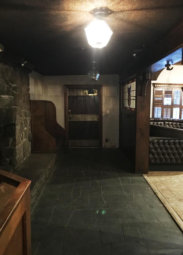 The Royal Oak - Dogwood Tavern Renovation - blue jay