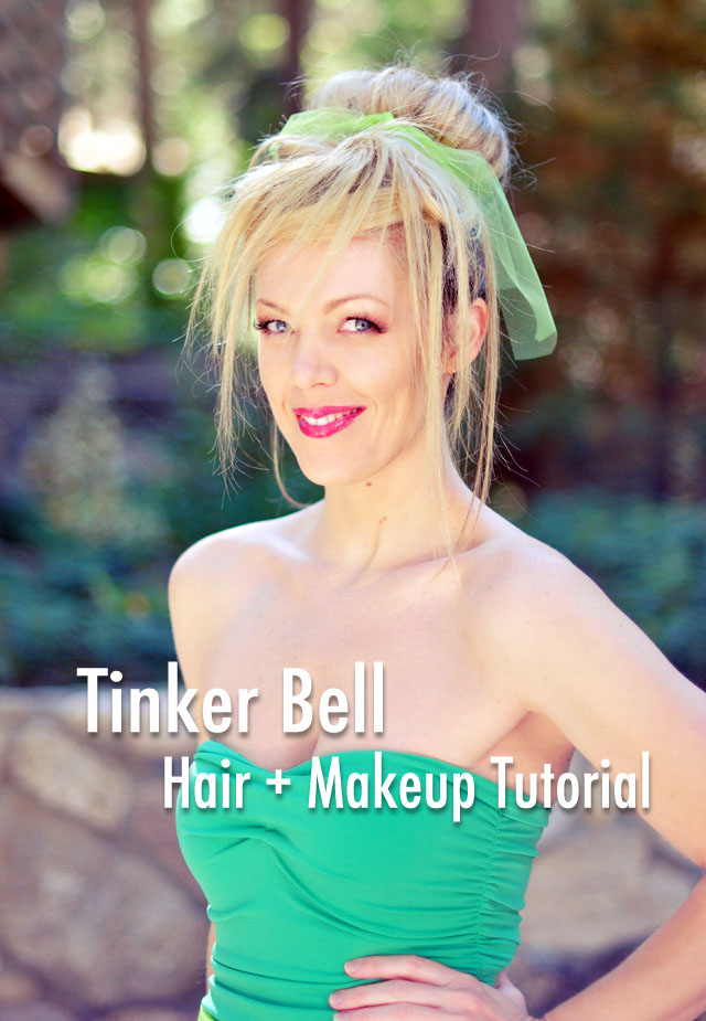 Tinker-Bell-Hair-and-Makeup-Tutorial-text1