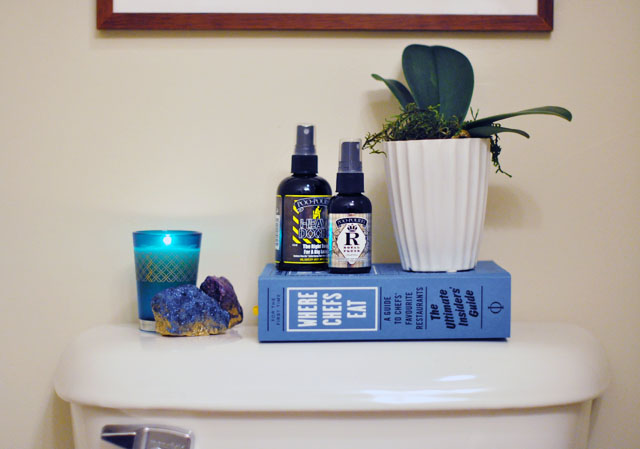 Toilet Styling for men-PooPourri