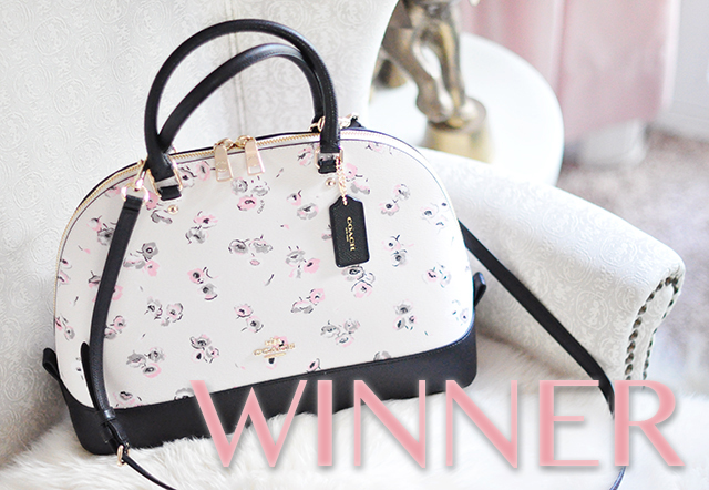WINNER MAY COACH BAG
