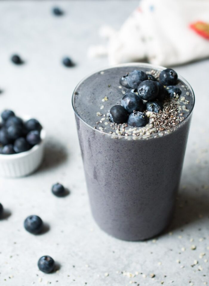 Wild-Blueberry-Zucchini-Smoothie