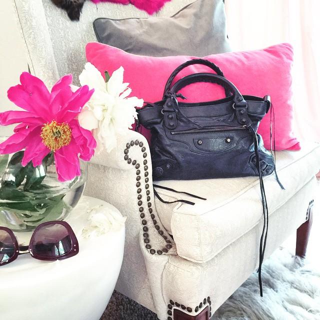 balenciaga classic town bag vintage