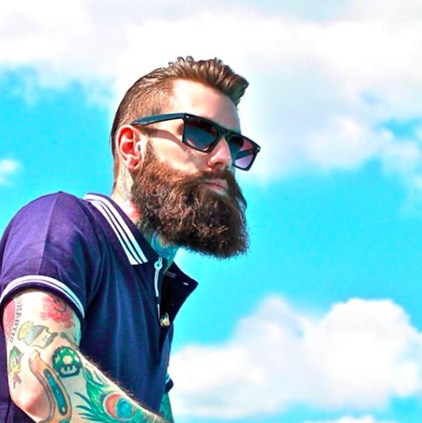 #beardGod-rickifuckinhall 3