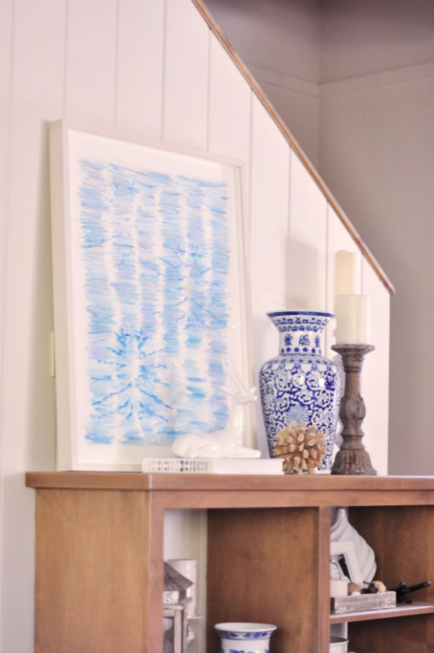 blue watercolor painting-1