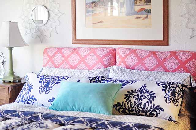 breezy beachy bedroom 1