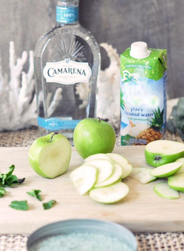 camarena silver tequila fresh drink recipe ''