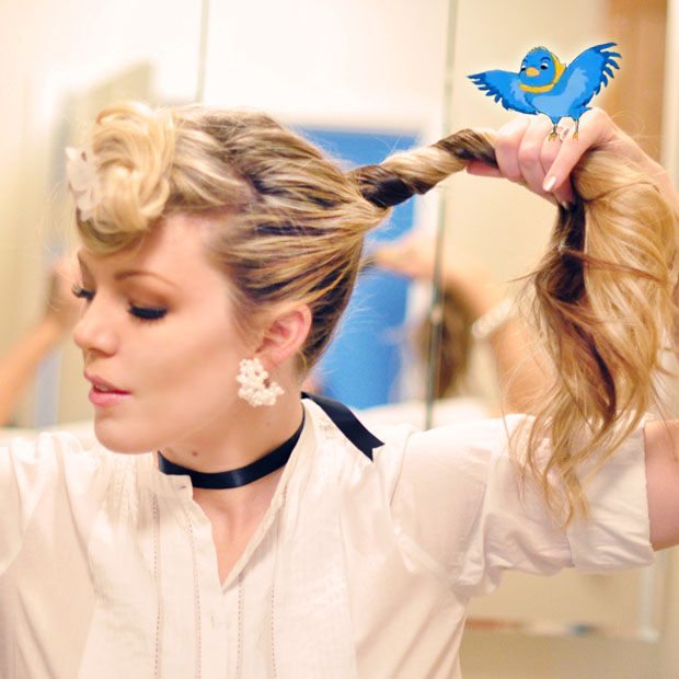 cinderella hair how-to-2-bird