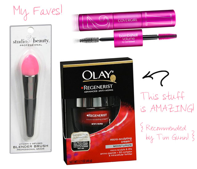 covergirl and olay regenerists