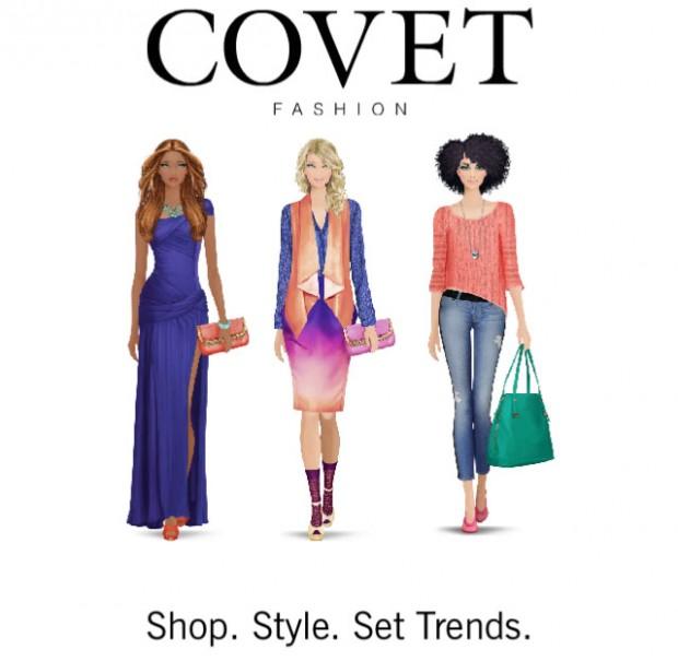 covet fashion logo