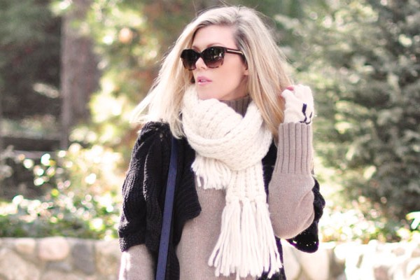 cozy layers for winter