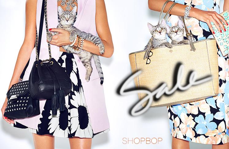 cute cats_shopbop sale