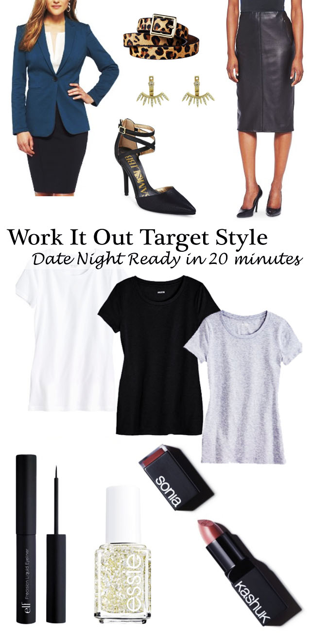 date night target style look