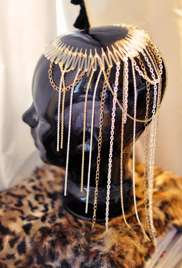 diy head chains