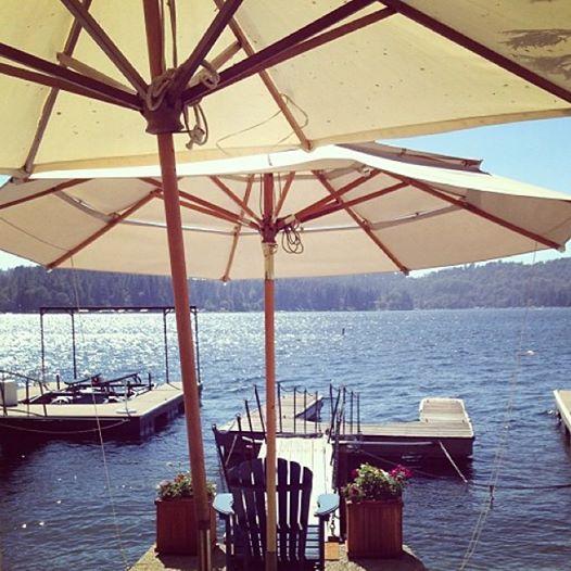 dock-lake-umbrellas