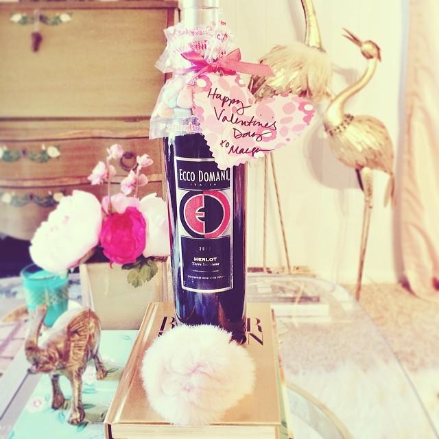 ecco domani wine valentines day gift