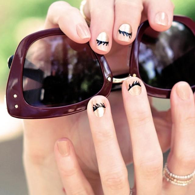 eyelash nails 2