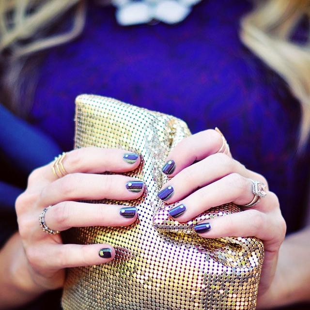 fall nails-manicure