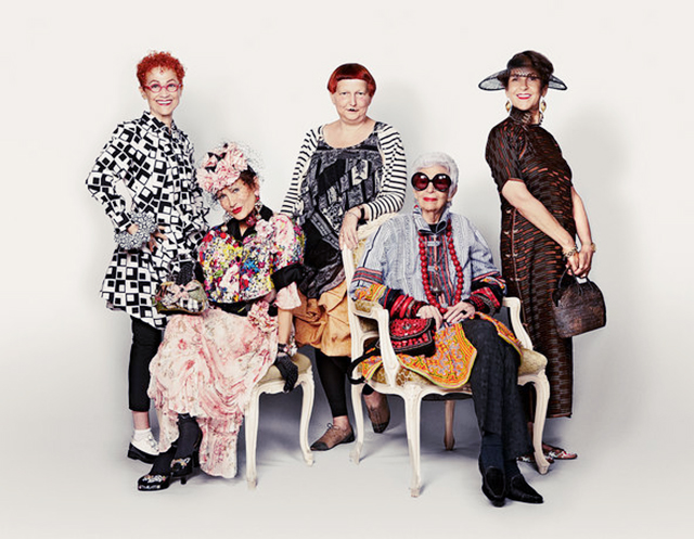 fashion and aging_advanced style