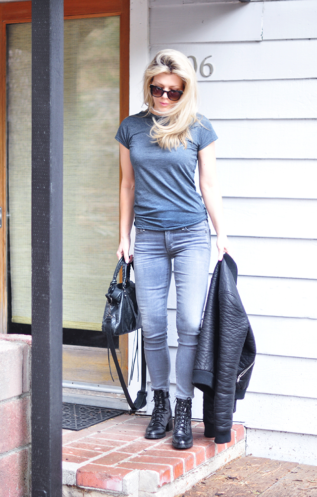 gray on grey jeans_black leather