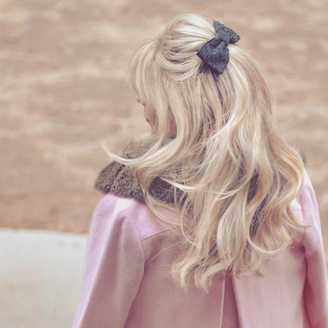hair_hair bow