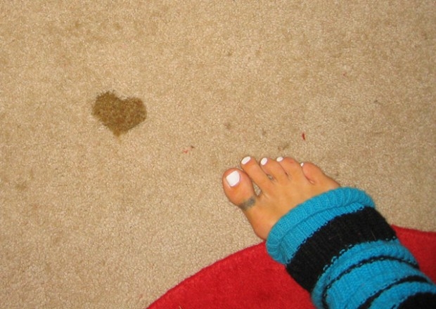 he peed hearts -finditineverything