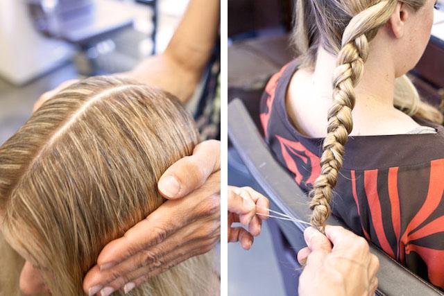 how to cute braided hair styles -1