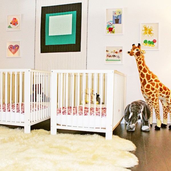 Rachel Zoe // Why Creating an Office Nursery was her Best Business Decision Ever
