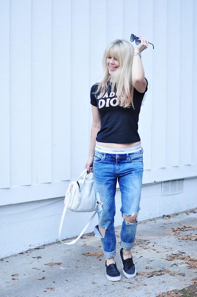 j'adore dior t-shirt_jeans with calvins_vans_alexander wang bag
