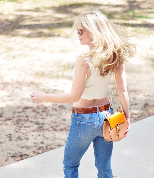 jeans_hair_chloe bag