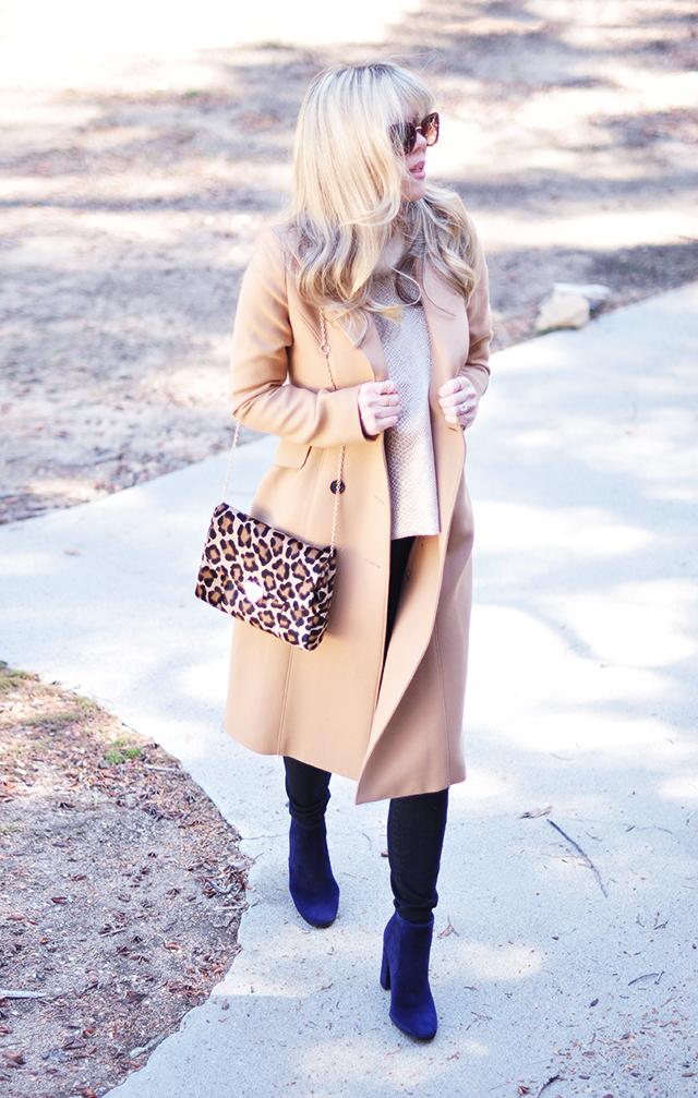 leopard bag_camel coat