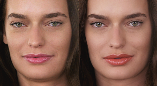 lips and Smashbox lip tutorials: Build Balance