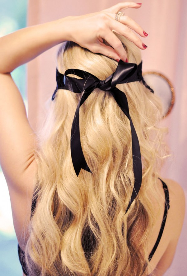 DIY Hair Tutorial: Soft Romantic Waves
