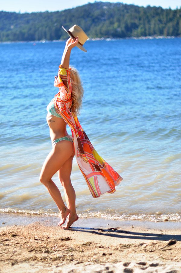 mauka badlands bikini on the lake-vintage pucci coverup-love maegan tintari