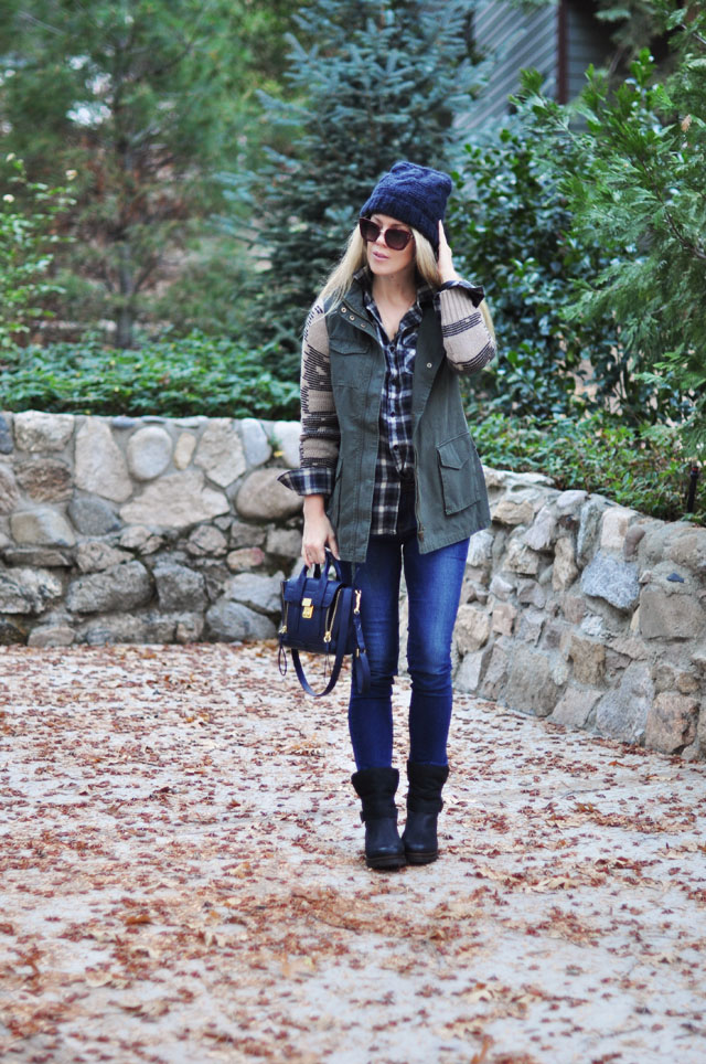 navy+army green-cozy fall style