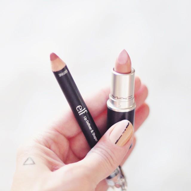 neutral lips_nude lipstick