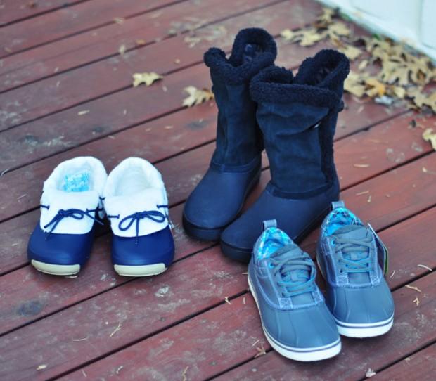 new crocs winter shoes boots