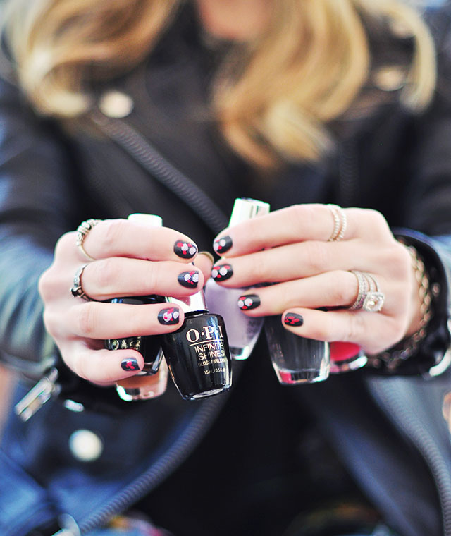 opi infinite shine nail lacquer collection_nail art_1