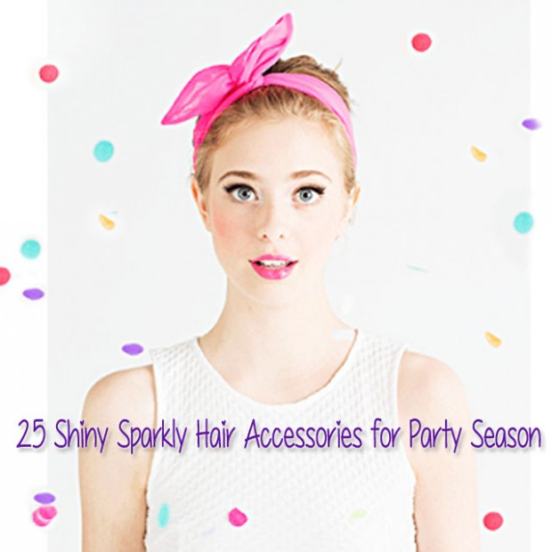 party season hair accessories